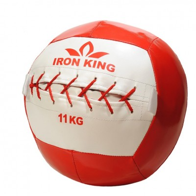 Медбол Iron King 11 кг